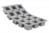 Elastomoule cube De Buyer