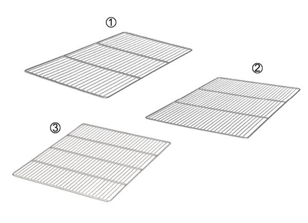grille p tisserie inox de buyer volette p tisserie cuisin 39 resto. Black Bedroom Furniture Sets. Home Design Ideas