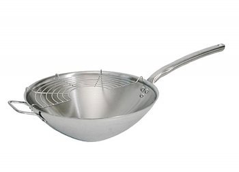 Wok Inox Priority De Buyer