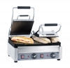Grill Panini Double Premium Lisse-lisse Casselin