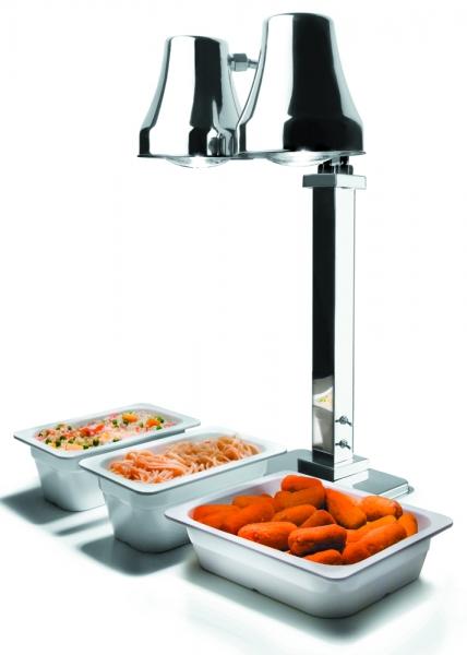 Lampe de chauffage infrarouge pour cuisine lacor cuisin 39 resto - Lampe pour cuisine moderne ...