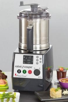 Robot cook cutter blender chauffant robot coupe cuisin 39 resto - Robot soupe chauffant ...