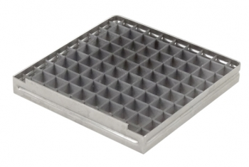 Grille inox pour coupe-frites Tellier LT